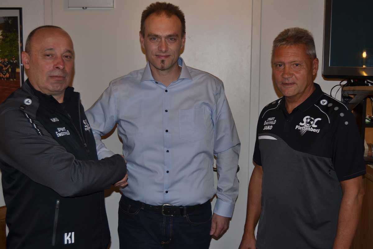 Knut Irmscher Christian Becker Andreas Baru